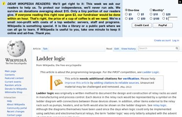 http://en.wikipedia.org/wiki/Ladder_logic