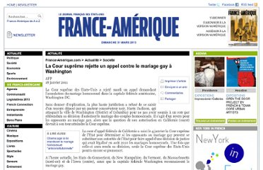 http://www.france-amerique.com/articles/2011/01/18/la_cour_supreme_rejette_un_appel_contre_le_mariage_gay_a_washington.html