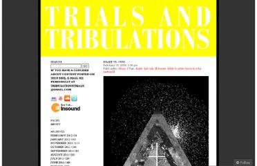 http://tribulationstrials.wordpress.com/2009/02/19/drake-vs-cudi/