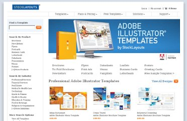 http://www.stocklayouts.com/Templates/Adobe-Illustrator/Adobe-Illustrator-Templates-Designs.aspx