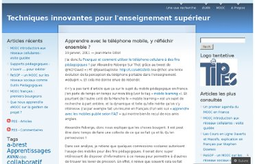 http://tipes.wordpress.com/2011/01/19/apprendre-avec-le-telephone-mobile-y-reflechir-ensemble/