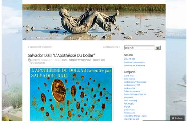 http://continuo.wordpress.com/2008/12/31/salvador-dali-lapotheose-du-dollar/