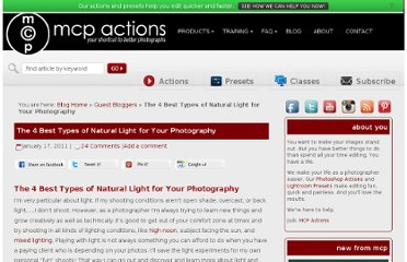 http://www.mcpactions.com/blog/2011/01/17/the-4-best-types-of-natural-light-for-your-photography/