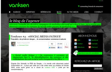 http://www.vanksen.fr/blog/tendance-4-social-media-fatigue/