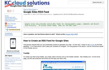 http://siteshelp.kccloudsolutions.com/step-by-step-guides/googlesitesrssfeed
