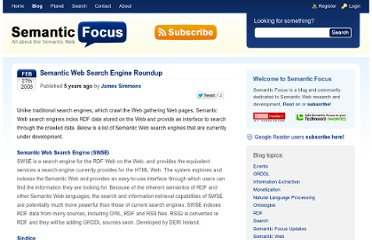 http://www.semanticfocus.com/blog/entry/title/semantic-web-search-engine-roundup/
