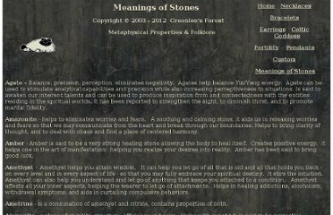 http://www.greenleesforest.com/meanings_of_stones.htm