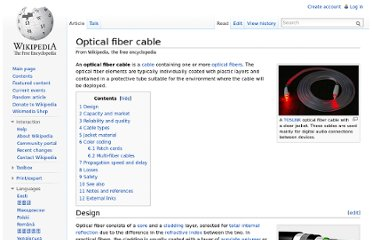 http://en.wikipedia.org/wiki/Optical_fiber_cable#Losses