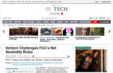 http://www.huffingtonpost.com/2011/01/20/verizon-challenges-fcc-net-neutrality-rules_n_811869.html