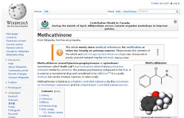 http://en.wikipedia.org/wiki/Methcathinone