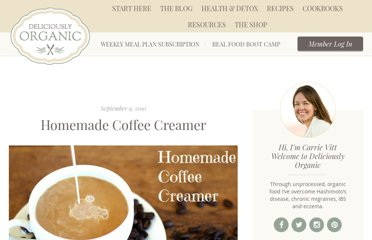 http://deliciouslyorganic.net/homemade-coffee-creamer/