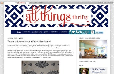 http://www.allthingsthrifty.com/2010/03/tutorial-how-to-make-fabric-headboard.html