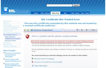 http://www.sslshopper.com/ssl-certificate-not-trusted-error.html