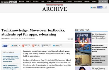 http://www.indianexpress.com/news/techknowledge-move-over-textbooks-students-opt-for-apps-elearning/739747/