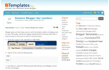 http://blog.btemplates.com/remove-blogger-bar-navbar/