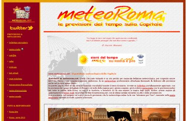 http://www.meteo.roma.it/public/meteoroma/index.html