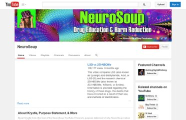 http://www.youtube.com/user/NeuroSoup