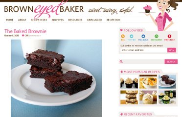 http://www.browneyedbaker.com/2010/10/08/the-baked-brownie/