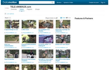 http://www.dailymotion.com/user/tele-animaux/1