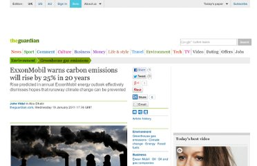 http://www.guardian.co.uk/environment/2011/jan/19/exxonmobil-carbon-emissions-rise