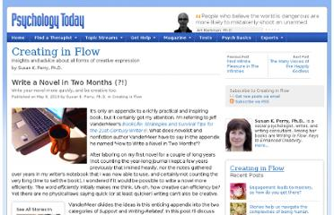 http://www.psychologytoday.com/blog/creating-in-flow/201005/write-novel-in-two-months