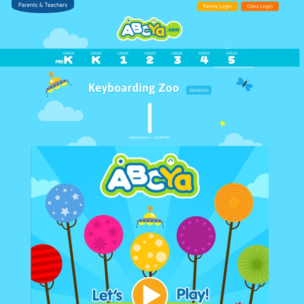 Jump Key - Keyboarding Game | ABCya! | Typing Practice