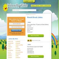 knock jokes by kids page 2 40252784 - Kindergarten Knock Knock Jokes
